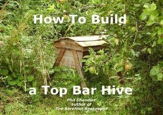 rojo kayo: Detail Top bar beehive plans free